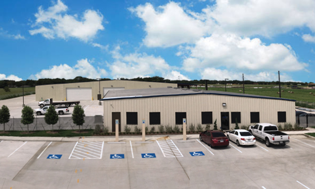 Texas Bolted Tank Manufacturing Facility