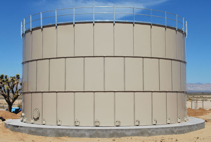 Bolted Steel Tank
